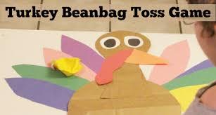 Turkey Beanbag Toss