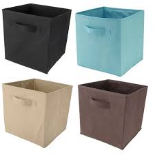 Decorating Fabric Storage Bins by Fabric Storage Bin Cube 10 5