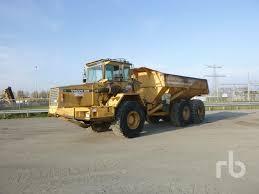 Sale Of VOLVO A30 Dump Trucks By Auction, Tipper Truck, Dumper ...