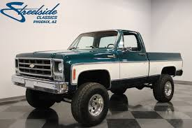 1979 Chevrolet K-10 | Streetside Classics - The Nation's Trusted ... 1953 Studebaker Pickup For Sale 77740 Mcg Antique Truck Club Of America Trucks Classic 1951 Ford F1 Restomod Sale Classiccarscom Cc1053411 Car Restorations Old Guys Restoration Used Parts Phoenix Just And Van 2012 Dodge Challenger For Flagstaff Az Intertional Harvester Classics On Autotrader 48 Brilliant Chevy In Az Types Of 1957 F150 The 25 Most Expensive Cars From The Years Biggest Collectorcar 1952 F2 Stepside Disverautosonlinecom Scottsdale Certified