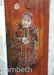 100 C215 Art ARTWORK CANS FESTIVAL LEAKE STREET WATERLOO LandmarkLandmark