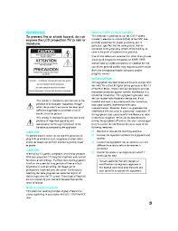 Sony Kdf E42a10 Lamp Light Flashing by Descargar Manual De Usuario De Sony Kdf 60wf655
