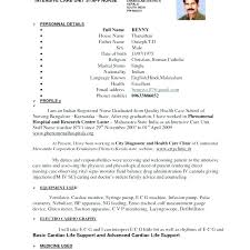 Registered Nursing Position Cover Letter Nurse Sample For Resume And Duke Genetic Counse