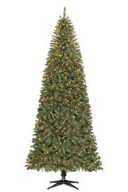 Enchanted ForestR 9 Prelit Keyser Pine Artificial Christmas Tree At Menards R