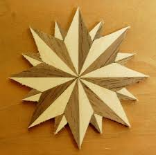 compass rose woodworking how to project youtube
