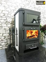 modern multi fuel stoves wood burning multifuel stove oven cooker combination tuscani