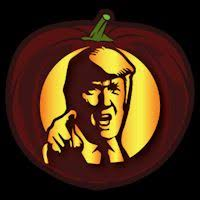 The Walking Dead Pumpkin Stencils Free by Crazy Donald Trump Makes An Awesomely Scary Pumpkin Carving