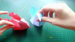 And Craft Ideas On Dailymotion Paper Gift Bag Easy Video Dailymotionrhdailymotioncom Butterfly How To Make