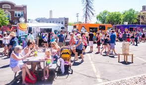 100 Phoenix Food Truck Festival 2nd Annual February Kid 101