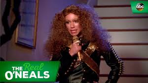 Crossdressed For Halloween by Kenny As Beyonce The Real O U0027neals Youtube