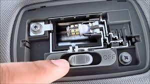 diy 2013 2014 2015 honda accord coupe interior license plate and