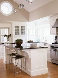 vaulted ceiling kitchen ideas white cabinets countertop and
