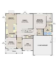 Ryland Homes Floor Plans Arizona by Virginian Ii Floor Plan In Grand Bees Americana Series