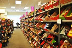 Try on these new shoe stores
