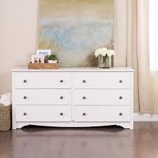 Dresser Rand Wellsville Ny Jobs by White Wood 6 Drawer Dresser Oberharz
