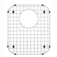 blanco stainless steel sink grid for wave and supreme kitchen