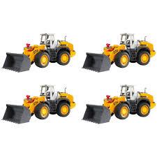 100 Bruder Mack Granite Liebherr Crane Truck Toys Road Loader Toy Yellow 4