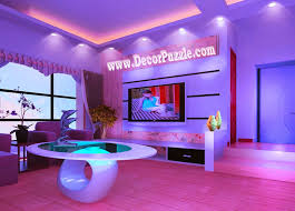 led ceiling lights and led spot lights for false ceiling in living