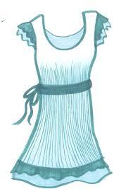Dress Clip Art Summer