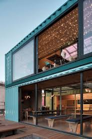 100 Houses Containers Wahaca Southbank Experiment Shipping Container Restaurant Small