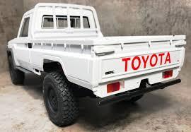 100 Rc Scale Trucks Truck Kit MEX 2017 Toyota LC70 Pickup KLASSIK 110 Kit