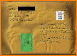 Libreoffice Writer DinBrief Bewerbungsschreiben