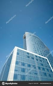 100 W Hotel In Barcelona Spain Barceloneta September 2016 Stock Editorial