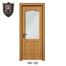 glänzende pvc badezimmer tür mit innerer milchglas tür buy pvc bathroom door interior glass door interior pvc door product on alibaba