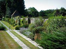 Great Maytham Hall Garden Kent England