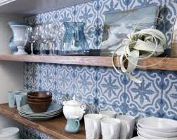 blue and white kitchen wherever you go there you are
