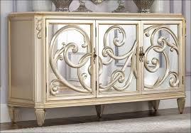 Vanity Mirror Dresser Set by Furniture Marvelous Mirrored Nightstand Set Mirrored Desks And