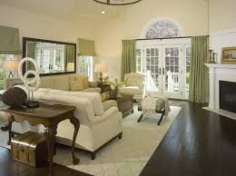 living living room decor ideas in green and beige sofa also