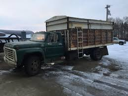 100 Two Ton Truck 1974 Ton Ford Truck Carrington ND