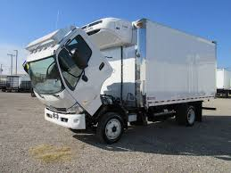 100 Truck Ramp 2019 New HINO 195 16ft Reefer With At Industrial Power