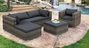Sams Club Patio Furniture by Innovative Isola Outdoor Sectional Set Patio Furniture Sams Club