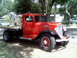 1936 International Harvester 2 Ton Dully W/ 8 Ft Flat Bed For Sale ...