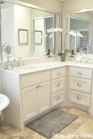 L Shaped Bathroom Vanity Ideas by Silver Bathroom Mirror Rectangular Best Bathroom Decoration