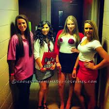 Halloween 2 Remake Cast by Super Fetch Mean Girls Cast Costume For College Girls College