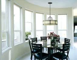 Off Center Dining Room Light Fixture Improbable Round Interior Design 32