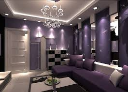 Grey And Purple Living Room Pictures by Living Room Small Purple Living Room Design Ideas With Long Sofa