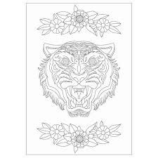 July Coloring Challenge Are You Bold Enough To Look Into The Eye Of