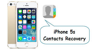 Get lost contacts back onto iPhone 5s 5 6 6 plus after crash