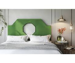 Velvet Headboard King Size by Noctis Green Velvet King Size Headboard Tov B77 K Tov Furniture