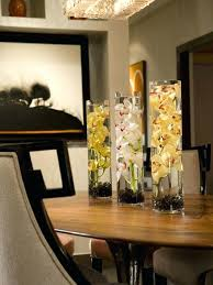 Glass Table Centerpiece Ideas Best Dining Room Centerpieces On Creative Of