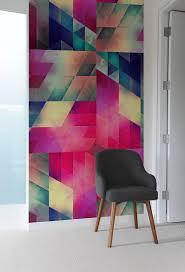 muster an der wand streichen formen und farben