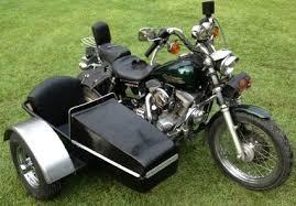 Champion Side Car Motorcycle Sidecar Kit