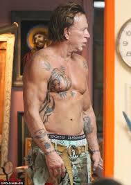 Celebrities With Tattoos Top 100 Celeb
