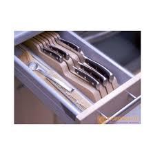 rangement pour tiroir cuisine bloc de rangement pour tiroir wusthof pour 7 couteaux de cuisine