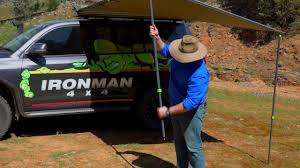Ironman 4x4 - Instant Awning - YouTube What Length Arb Awning Toyota 4runner Forum Largest Universal Awning Kit 311 Rhinorack Crookhaven Mechanical Repairs 4wd Specialists On South Coast Nsw Ironman 4x4 Led Bar Iledsr756 Huma Oto Off Road Aksesuar Youtube Routes Led Bar 35 Best Images Pinterest Jeep And Bull North Eastern Welcome To Our New Location Fortuner 2015 Deluxe Commercial 20m X 3m Camping Grey Car Side Roof Rack Tent Instant With Brackets 14m L 2m Out