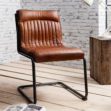 Dishy Galvanized Metal Chair With Modern Rustic Pedestal ...